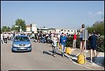 LEINI - Strada Provinciale Volpiano. Manifestazione di Auto Sportive.