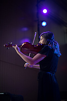 Bethany McDonald poses for Marketing Promotional photos at the School of Music on December 21,, 2017. (Photo by Kevin Manguiob)