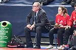 Palma Futsal coach Antonio Vadillo Sanchez during Semi-Finals Futsal Spanish Cup 2018 at Wizink Center in Madrid , Spain. March 17, 2018. (ALTERPHOTOS/Borja B.Hojas)
