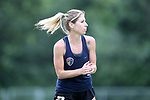 CARY, NC - JULY 11: McCall Zerboni. The North Carolina Courage held a training session on July 11, 2017, at WakeMed Soccer Park Field 6 in Cary, NC.