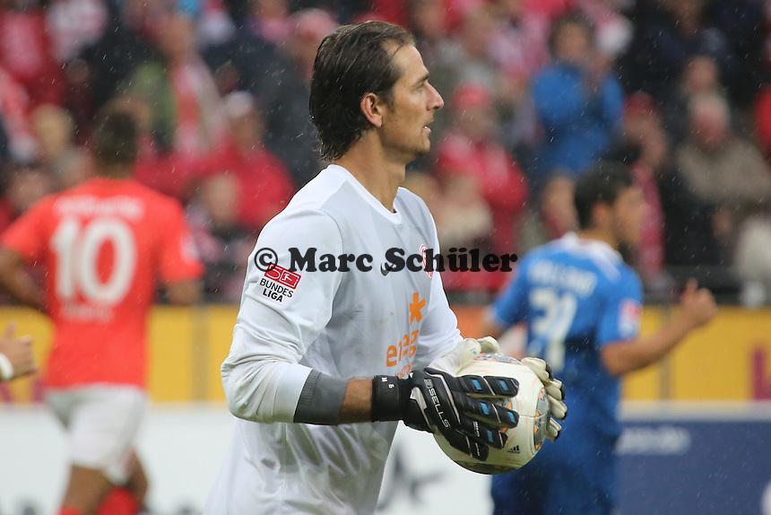 Heinz Müller (Mainz) - 1. FSV Mainz 05 vs. TSG 1899 Hoffenheim, Coface Arena, 8. Spieltag