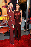 "LOS ANGELES, CA. January 30, 2019: Sophia Bush & Gina Rodriguez at the world premiere of ""Miss Bala"" at the Regal LA Live.<br /> Picture: Paul Smith/Featureflash"