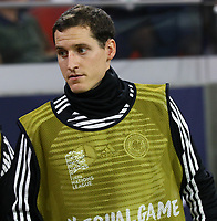 Sebastian Rudy (Deutschland, Germany) - 13.10.2018: Niederlande vs. Deutschland, 3. Spieltag UEFA Nations League, Johann Cruijff Arena Amsterdam, DISCLAIMER: DFB regulations prohibit any use of photographs as image sequences and/or quasi-video.