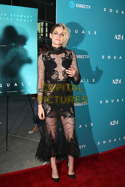 HOLLYWOOD, CA - JULY 7: Kristen Stewart at the &quot;Equals&quot; Premiere at the ArcLight Theater in Hollywood, California on July 7, 2016. <br /> CAP/MPI/DE<br /> &copy;DE/MPI/Capital Pictures