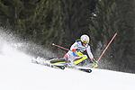 10.03.2018, Ofterschwanger Horn, Ofterschwang, GER, Slalom Weltcup in Ofterschwang, im Bild Wendy Holdener (SUI, #3)<br /> <br /> Foto &copy; nordphoto / Hafner