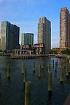 The Queens West area ofLong Island City, Queens, New York.