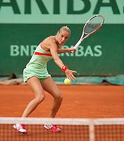 31-05-12, France, Paris, Tennis, Roland Garros, Arantxa Rus