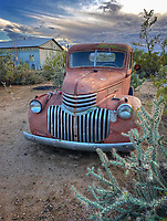 Sticky Situation - Arizona - Chevy truck