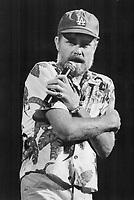 Mike Love and The Beach Boys,  1981, Toronto<br /> <br /> PHOTO : Griffin, Doug
