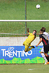 29th of July 2018, Roncone, Italy; Pre Season football friendly Primavera, Hellas Verona versus FC Ingolstadt 04; 1 Luca FontanaCredit: Pierre Teyssot / Nicer