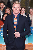 "David Menkin<br /> arrives for the premiere of ""A Hologram for the King"" at the Bfi, South Bank, London<br /> <br /> <br /> ©Ash Knotek  D3110 25/04/2016"