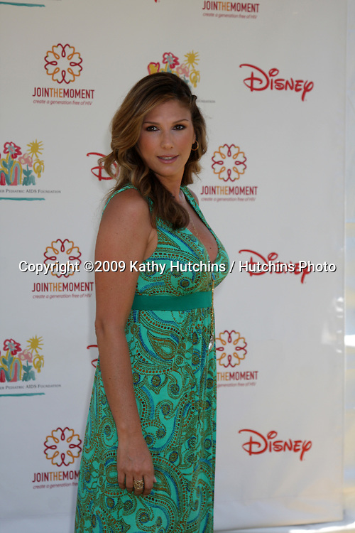 "Daisy Fuentes arriving at the ""A Time For Heroes Celebrity Carnival"" benefiting the Elizabeth Glaser Pediatrics AIDS Foundation at the Wadsworth Theater Grounds in Westwood , CA on June 7, 2009 .©2009 Kathy Hutchins / Hutchins Photo.."