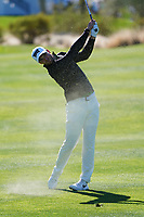 Wyndham Clark (USA) In action during the third round of the Waste Management Phoenix Open, TPC Scottsdale, Phoenix, USA. 31/01/2020<br /> Picture: Golffile | Phil INGLIS<br /> <br /> <br /> All photo usage must carry mandatory copyright credit (© Golffile | Phil Inglis)