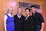 ALLEGIANCE CD Signing at B&N - George Takei, Lea Salonga, Telly Leung, Katie Rose Clarke 2/5/16