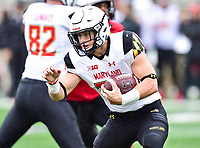 College Park, MD - APR 22, 2016: Maryland Terrapins running back Jake Funk (34) in action during the 2017 Spring game at Capital One Field at Maryland Stadium in College Park, MD. (Photo by Phil Peters/Media Images International)