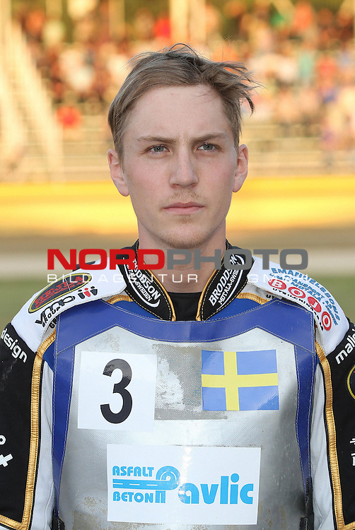 21.06.2014., Donji Kraljevec, Croatia - FIM Speedway Grand Prix Qualifications Race Off.<br /> im Bild linus sundstrom<br /> Photo: Vjeran Zganec Rogulja/PIXSELL