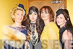 Deirdre O'Donoghue, Aganieszka Dukarska, Fiona Hyde and Eileen Sheehy Killorglin modeling at the Killorglin Rowing club fashion show in Zest Cafe, Killorglin on Thurday evening.
