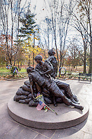 Vietnam Women's Memorial Washington DC