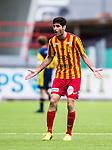 S&ouml;dert&auml;lje 2014-05-31 Fotboll Superettan Syrianska FC - &Auml;ngelholms FF :  <br /> Syrianskas Rabi Elia reagerar efter ett domslut<br /> (Foto: Kenta J&ouml;nsson) Nyckelord:  Syrianska SFC S&ouml;dert&auml;lje Fotbollsarena &Auml;ngelholm &Auml;FF portr&auml;tt portrait