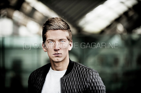 Belgian football player Dennis Praet (Belgium, 14/10/2015)