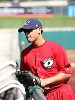 Roberto Lopez / Orem Owlz ..Photo by:  Bill Mitchell/Four Seam Images