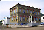 Masonic Temple in Dawson City