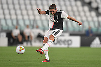 Adrien Rabiot of Juventus <br /> during the Serie A football match between Juventus FC and US Lecce at Juventus stadium in Turin  ( Italy ), June 26th, 2020. Play resumes behind closed doors following the outbreak of the coronavirus disease. Photo Andrea Staccioli / Insidefoto