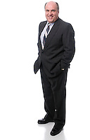 Tenney Associates, CPA office staff on white. Feb. 8, 2009. (James J. Lee / J.Lee Photography, LLC