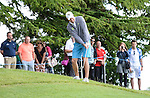England&rsquo;s Vernon Kay hits a shot out of the rough <br /> <br /> Golf - Day 1 - Celebrity Cup - Saturday 4th July 2015 - Celtic Manor Resort  - Newport<br /> <br /> &copy; www.sportingwales.com- PLEASE CREDIT IAN COOK