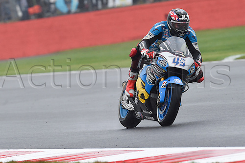 30.08.2015. Silverstone, Northants, UK. OCTO British Grand Prix. Scott Redding (Marc VDS)  during the race.