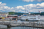 MS Mount Washington at Weirs Beach, Laconia, Lakes Region, NH, USA