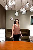 Portraits of Sheryl Sandberg - Facebook - 2009