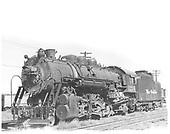 D&amp;RGW #1224 in Salt Lake City.<br /> D&amp;RGW  Salt Lake City, UT  8/18/1955