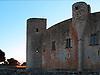 Bellver Castle (1300-1310) in Palma de Majorca<br /> <br /> Castillo de Bellver (cat.: Castell Bellver) (1300-1310) in Palma de Mallorca<br /> <br /> Schloss Bellveder (1300-1310)<br /> <br /> 2597 x 1945 px