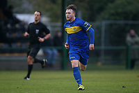 Harry Daly of Romford during Romford vs Basildon United, Bostik League Division 1 North Football at Rookery Hill on 24th November 2018