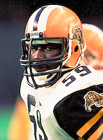 Rod Skillman HamiltonTiger Cats. Copyright photograph Scott Grant