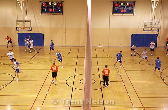 intramural basketball. The student population at Brigham Young University-Idaho continues to grow.; 03.06.2003, 6:48:32 PM<br />