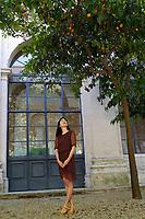 Katie Kitamura<br /> Roma 10/07/2017. Festival delle Letterature 2017.<br /> Rome July 10th 2017. Festival of Literature 2017.<br /> Foto Samantha Zucchi Insidefoto