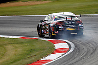 Round 10 of the 2018 British Touring Car Championship.  #19 Bobby Thompson. Trade Price Cars with Team HARD Racing. Volkswagen CC.