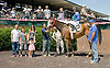 Pot of Gold winning at Delaware Park on 6/16/12