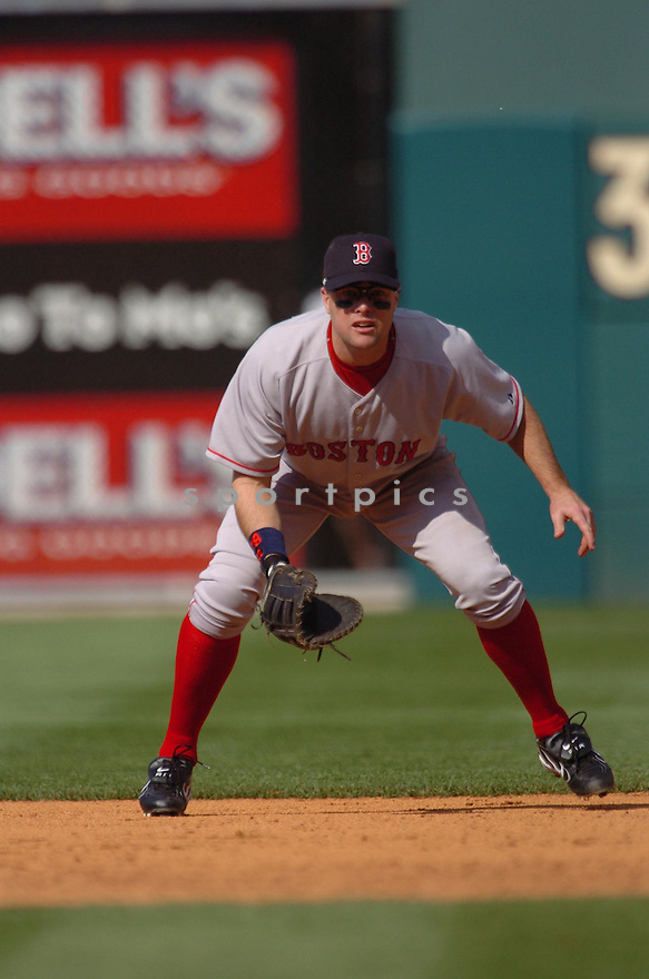 JT Snow, of the Boston Red Sox, during thier game against the Philadelphia Phillies  on May 22, 2006 in Philadelphia...Phillies win 10-5..Tomasso DeRosa / SportPics