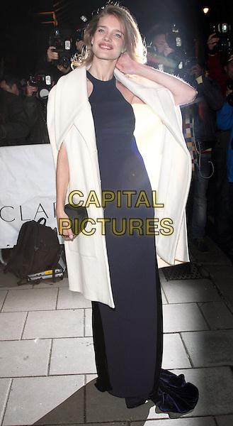 LONDON, ENGLAND - NOVEMBER 05: Natalia Vodianova attends the Harper's Bazaar Women of the Year Awards 2013, Claridge's Hotel on November 05, 2013 in London, England, UK.<br /> CAP/ROS<br /> &copy;Steve Ross/Capital Pictures