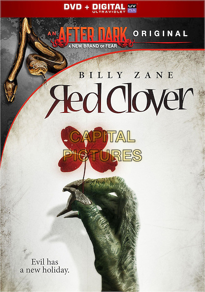 DVD COVER ART<br /> in Red Clover (2012)<br /> (Leprechaun's Revenge)<br /> *Filmstill - Editorial Use Only*<br /> CAP/FB<br /> Image supplied by Capital Pictures