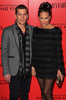 """NEW YORK, NY - NOVEMBER 20: Rob Thomas, Marisol Maldonado at the New York Premiere Of Lionsgate's """"The Hunger Games: Catching Fire"""" held at AMC Lincoln Square Theater on November 20, 2013 in New York City. (Photo by Jeffery Duran/Celebrity Monitor)"""