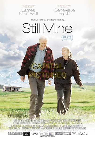 POSTER ART<br /> in Still Mine (2012) <br /> *Filmstill - Editorial Use Only*<br /> CAP/FB<br /> Image supplied by Capital Pictures