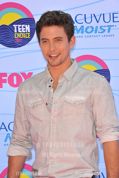Jackson Rathbone at the 2012 Teen Choice Awards at the Gibson Amphitheatre, Universal City..July 23, 2012  Los Angeles, CA.Picture: Paul Smith / Featureflash