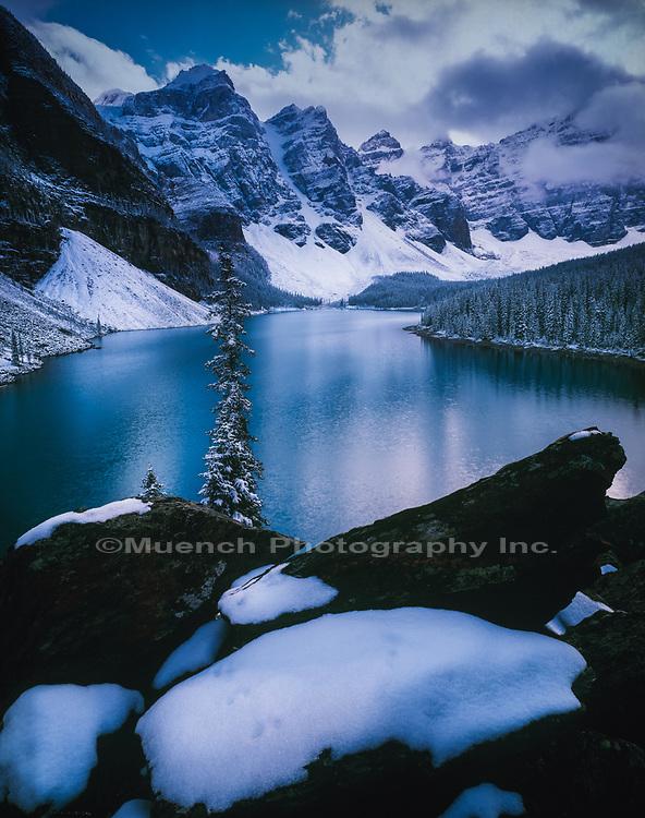 Moraine Lake,Banff National Park,Canada,AB