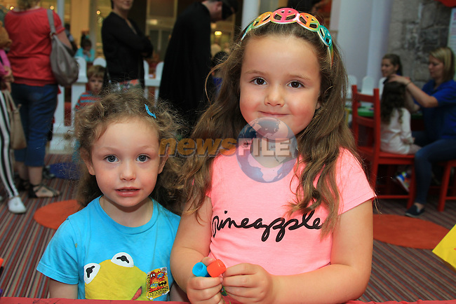 Irish Ryan Ava Black<br /> at the summer fun day in scotch hall.<br /> Picture:  Fran Caffrey / www.newsfile.ie