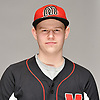 Justin Bestler of Mineola poses for a portrait during Newsday's varsity baseball season preview photo shoot at company headquarters in Melville on Thursday, March 22, 2018.