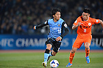 Kawasaki Frontale (JPN) vs Guizhou Renhe (CHN) during the 2014 AFC Champions League Match Day 1 Group H match on 26 February 2014 at Todoroki Athletics Stadium, Kawasaki, Japan. Photo by Stringer / Lagardere Sports